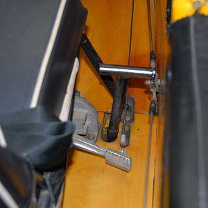 DSC_3158 Right rear brake pedal