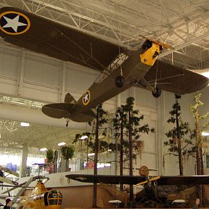 Army Aviation Museum Cubs