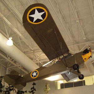 Army Aviation Museum L4B