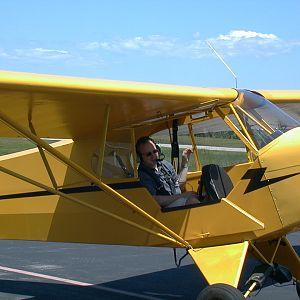 Jeff, Test pilot 2001