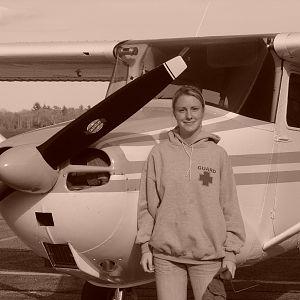 Kate, Pvt Pilot 8/26/2004