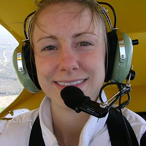 Kate - first solo, 3/22/2003