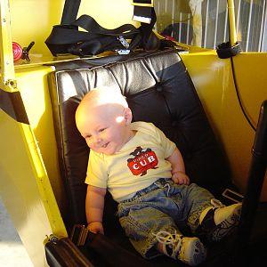 Cooper in the Cub, 2006