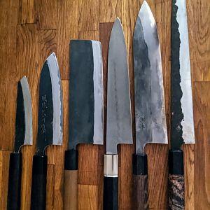 ExistentialHero's knives