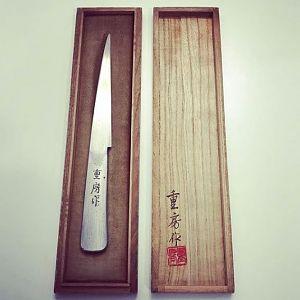 Shigefusa Kasumi Tomoe-Kuri-Kogatana, 200mm
