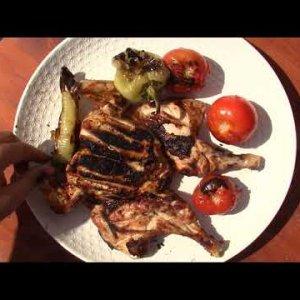 Grilled chiken
