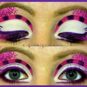 Cheshire cat! :D Video tutorial: http://www.youtube.com/watch?v=J3Ews73xHng