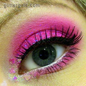 Barbie inspired makeup look :D  Video tutorial: http://www.youtube.com/watch?v=uuhrYkPOYWc