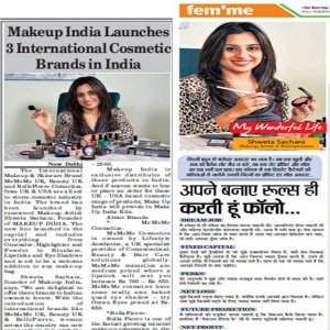 Article by Shweta Sachani are often found in various leading magazines and newspapers. The articles are mostly on beauty tip and enhancing our own loo