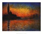 FAR11000~Sunset-in-Venice-Posters.jpg