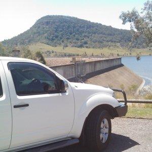 Glennies Creek Dam, NSW (Lake St Clair)