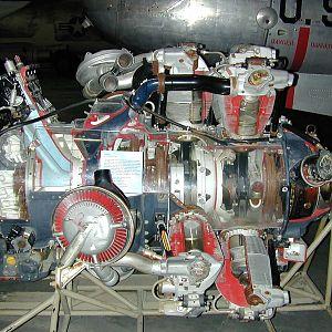 R-3350 TC Cutaway