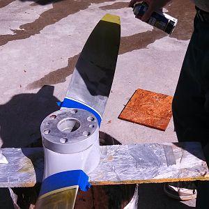 Repaint Prop