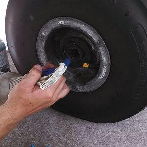 Wheel Pants Install