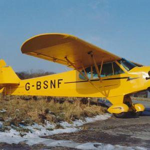 0004 Piper J3C 65 gbsnf