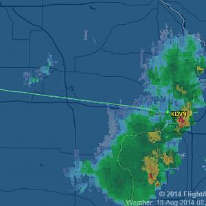 Flightaware kdvn