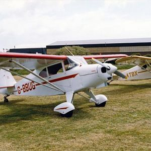 0009 Piper Clipper gbbug1