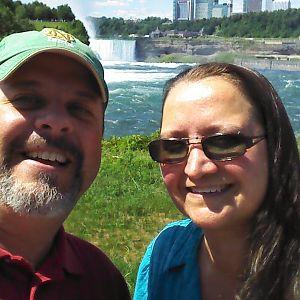 Us art Niagara Falls