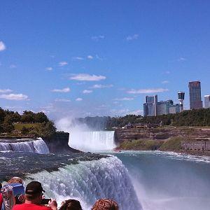 Niagara Falls Looking North