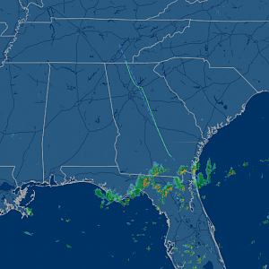 FlightAware Storms Near KAYS