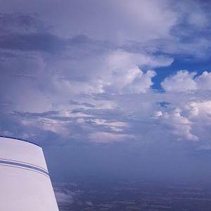 Storm Near KCTY