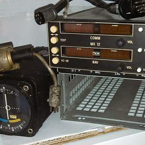 TKM MX-12 & Narco VOA-8