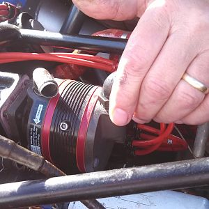 Fixing the Oil Leak
