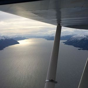 25G40 over Turnagain Arm