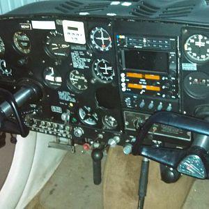 N8244P Dashboard