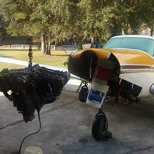Pics of Engine Disassembly