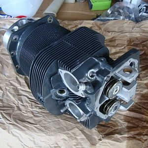 Parts Closeup - cylinder