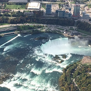 Niagara Falls flight