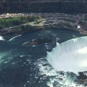 Niagara Falls flight