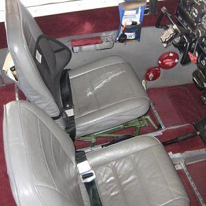 Piper seats