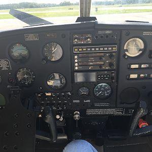 Cherokee PA28 140 Panel