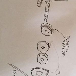 Ammeter wiring