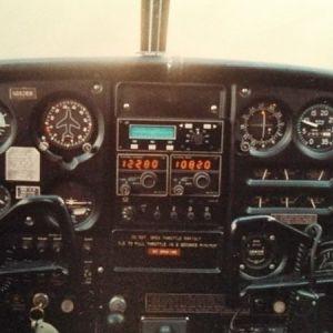 Cherokee Panel Circa 1985