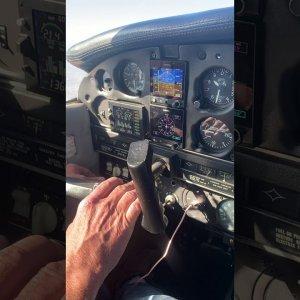 Century Autopilot Trouble
