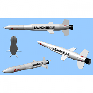 Virgin Launcher One (composite)