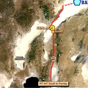 Balls Website Map