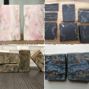 September 2020 Marble Soap Challenge