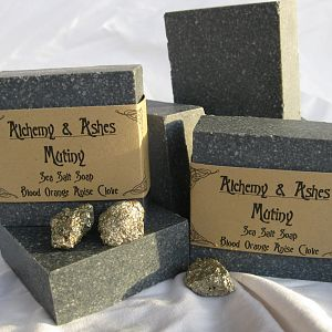 MUTINY Sea Salt Soap