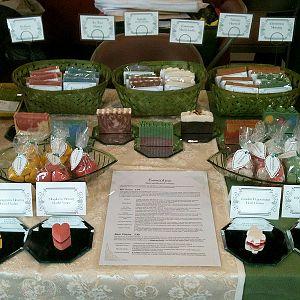 Essentiae Vending Setup for 2012