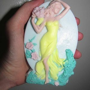 Pretty Lady Soap