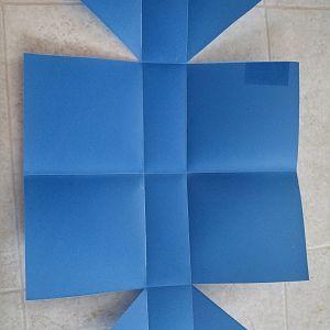 Poly Chemise Folder Soap Mold Liner
