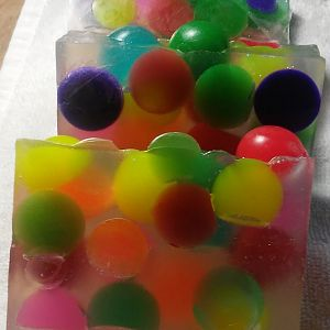 Gum Ball Soap