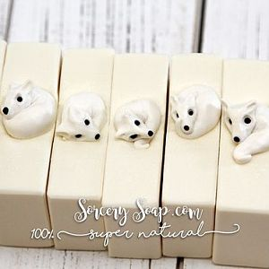 Arctic Fox Sorcery Soap