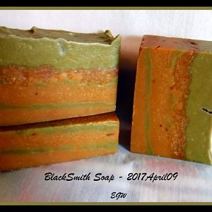 BlackSmith Soap - 2017April09