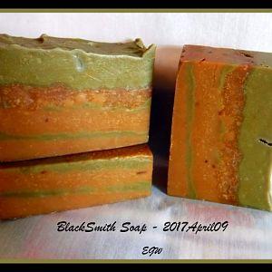 BlackSmith Soap - 2017April09