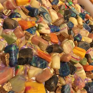 Stone Soap Challenge